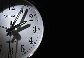 Clock getty