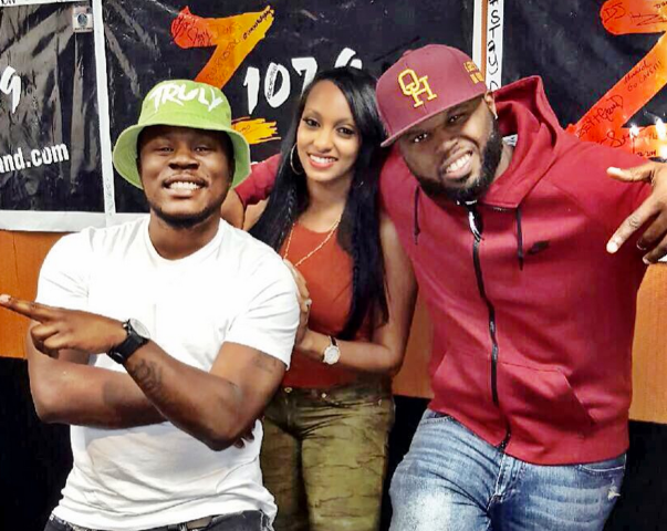 z1079 Incognito Africa DJ steph floss