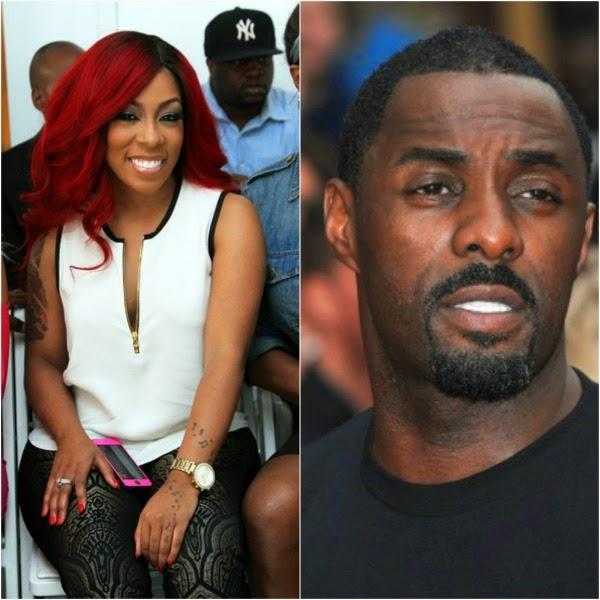 K Michelle's Idris Elba Letter Leaks | Z 107.9