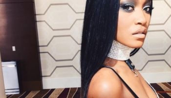 Keke Palmer As Aaliyah