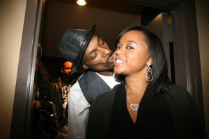 BET's Rip the Runway 2008 - Backstage and Green Room