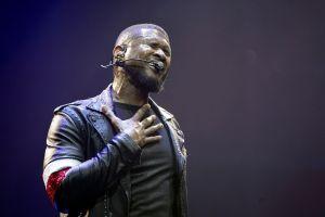 Amerikanischer R+B-Sänger Usher gastiert auf seiner '#URX'-Tour in der Lanxess-Arena Köln