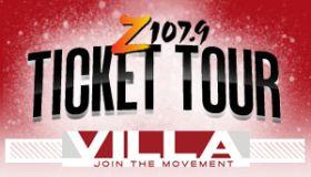 Villa Ticket Tour