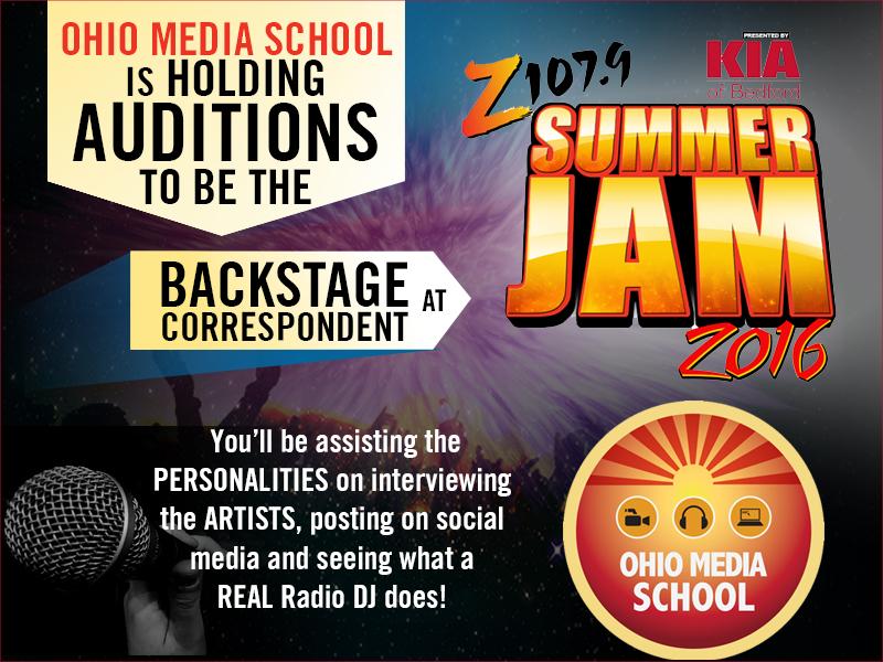 Ohio Media School Summerjam