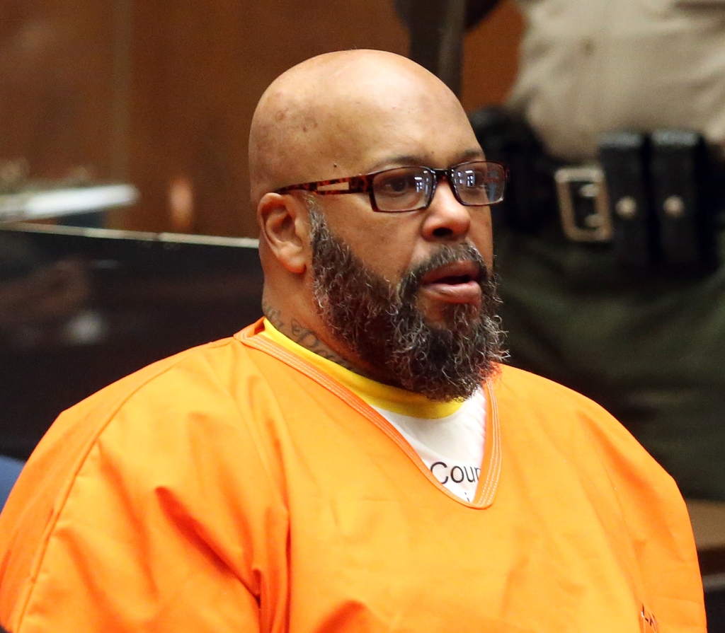 Marion 'Suge' Knight Pretrial Hearing
