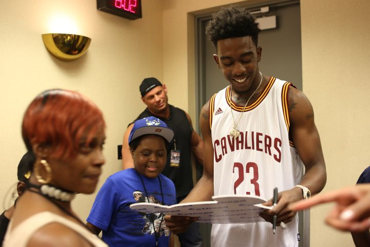 Desiigner Surprised a Fan dealing with Cancer At Z1079 Summer Jam [Photos]