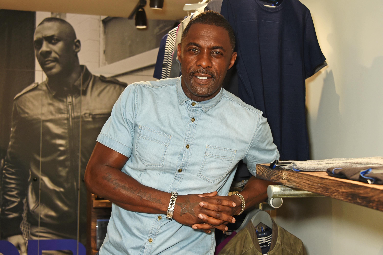 Idris Elba + Superdry Launch New Boxpark Retail Space
