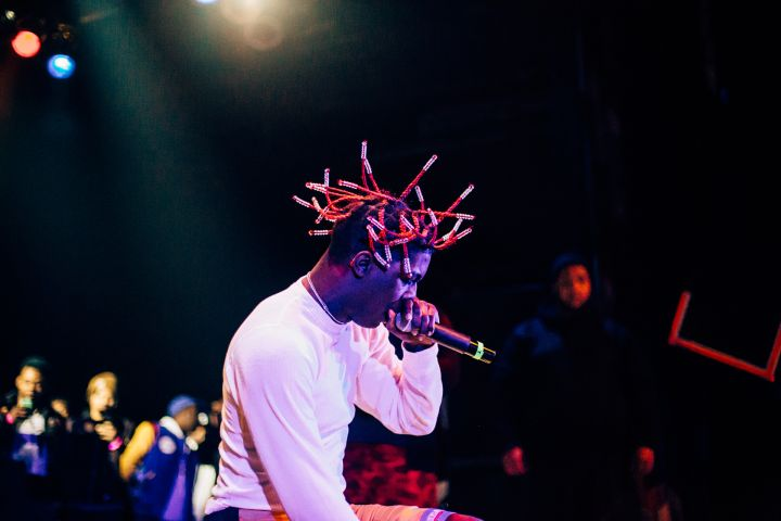 Lil Yachty Z1079 Whiteout 2016 [Photos via @TheBnjmns]