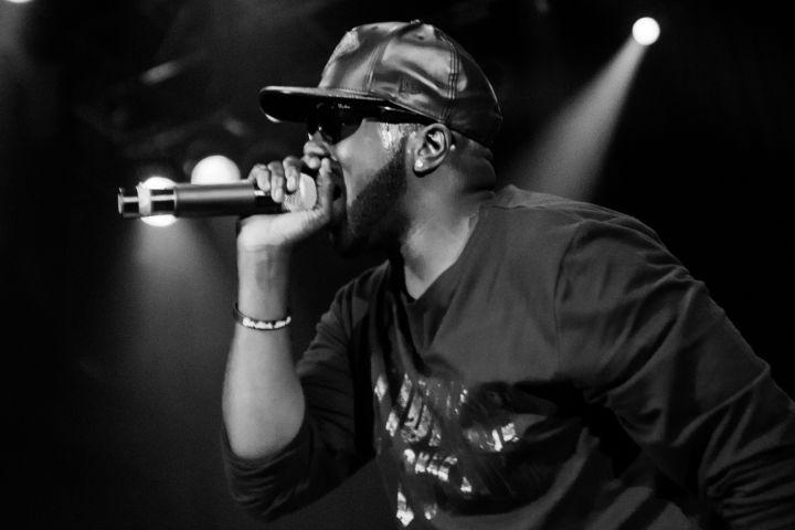 DJ Luke Nasty Z1079 Whiteout 2016 [Photos]