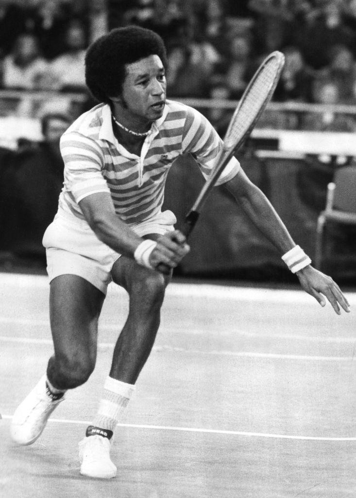Ashe, Arthur / Tennisspieler