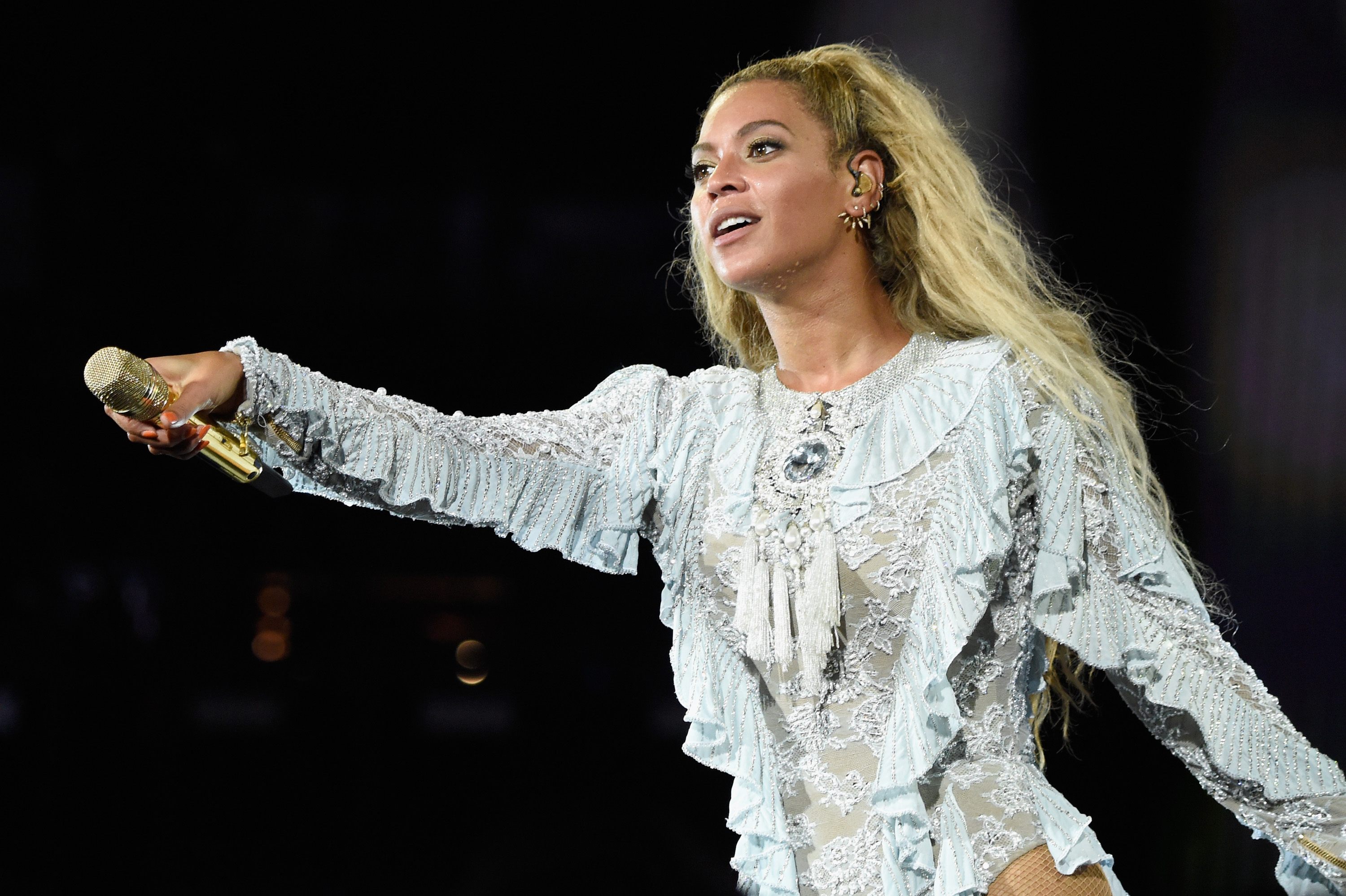 Beyonce 'The Formation World Tour' - Santa Clara
