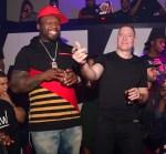 Power MLK Weekend Grand Finale 50 Cent+Joe Sikora