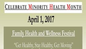 Minority Health Festival FT