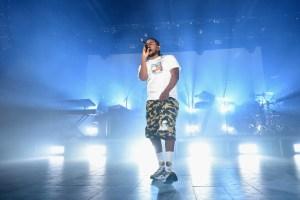 American Express Music Presents: Kendrick Lamar Live At Music Hall Of Williamsburg In Brooklyn, NY