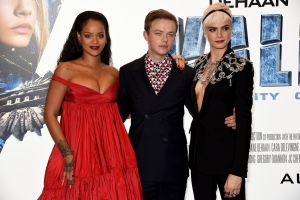 'Valerian And The City Of A Thousand Planets' - European Premiere - VIP Arrivals