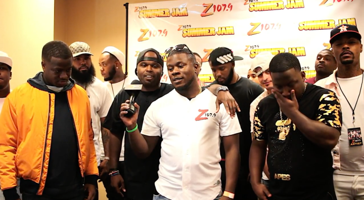steph floss z1079 summer jam interview incognito