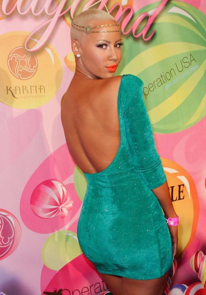 6th Annual Kandyland Event At The Playboy Mansion
