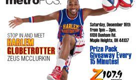 MetroPCS Harlem Globetrotters