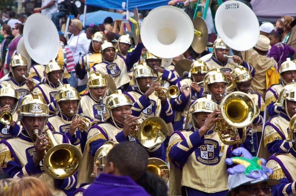 Le Boeuf Gras, Mardi Gras, New Orleans, Louisiana, USA