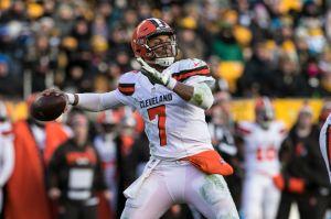 NFL: DEC 31 Browns at Steelers