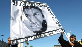 Annual MLK Day Parade Marches Through Los Angeles