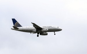 United Airlines' overbook application