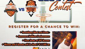 North Vs School VIP Contest