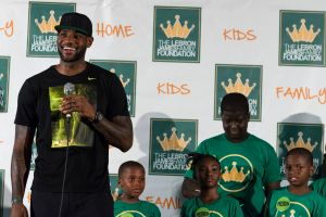 Cleveland - Basketball - LeBron James Welcome Home