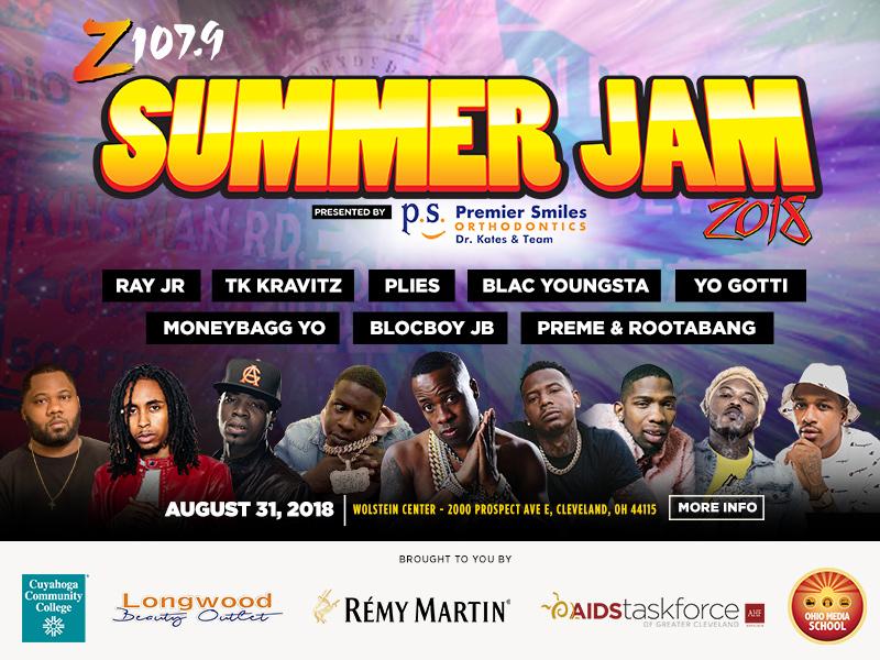Summer Jam 2018 updated