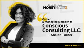 Millennial Money MoveZ: Shalah Turner