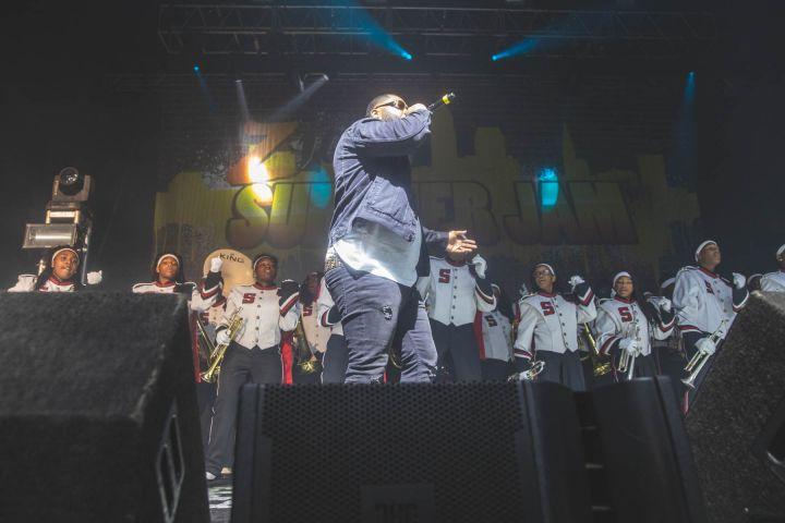 Z1079 Summer Jam 2018 performers