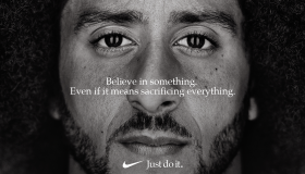 Colin Kaepernick - Nike Just Do It campaign
