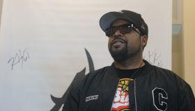 Ice Cube at Al Wissam Meet & Greet