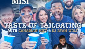 Taste of Tailgate with Canadian Mist