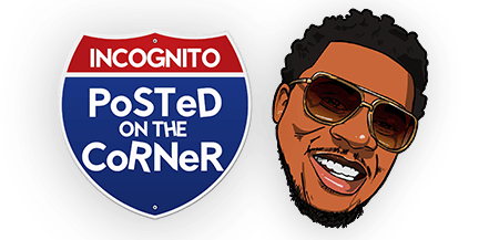 LOCAL: Incognito Posted On The Corner RD CLEVE NOV 2018