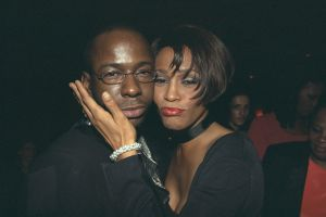 Naomi Campbell Private Party at Cabaret