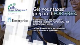 Super Saturday Refund with EITC