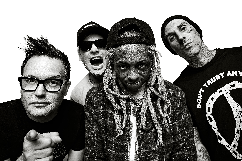 Blink 182 and Lil Wayne National Tour
