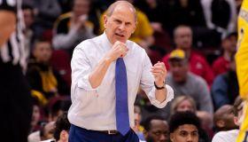COLLEGE BASKETBALL: MAR 15 Big Ten Conference Tournament - Iowa v Michigan