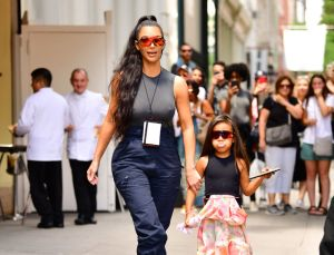 Celebrity Sightings in New York City - June 15, 2018