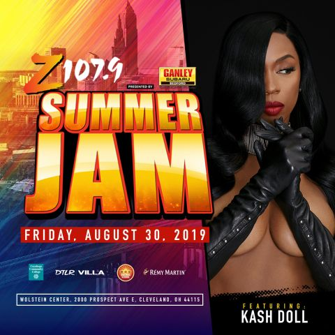Kash Doll Z1079 Summer Jam