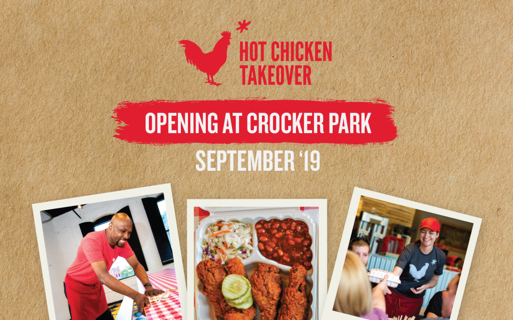 Hot Chicken Takeover Hiring CLEVELAND