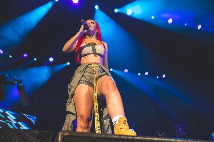 Doja Cat at Z107.9 Summer Jam