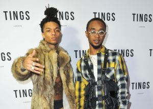 TINGS Magazine Issue 2 Launch Event Hosted By Rae Sremmurd - Arrivals