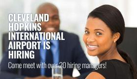 Cleveland Hopkins International Airport Hiring Fair