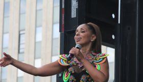 Pride Parade With Mya
