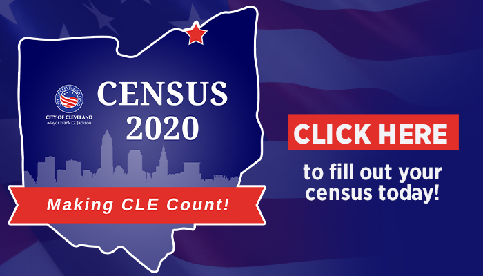 Cleveland City Planning Commission Census 2020