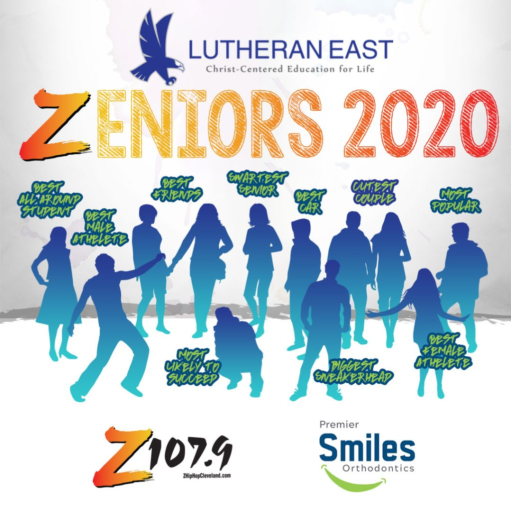Zeniors Class of 2020 Student Nomination Phase