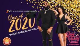 Z107.9 & Ohio Media School 2020 Graduation Party