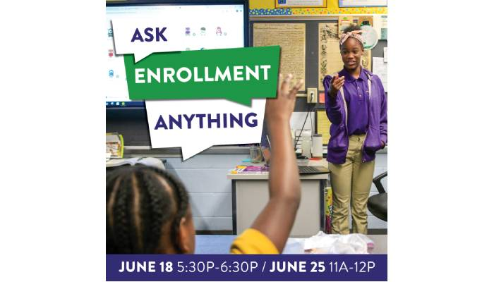 Breakthrough Schools Ask Enrollment Anything